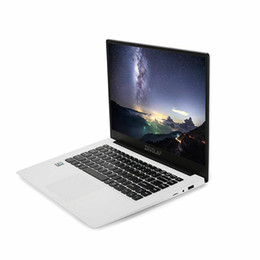 Computadoras portátiles de cuatro núcleos online-1920x1080P Portátil Intel IPS Quad Core 4GB 15.6 pulgadas Narrow Frame Laptop Notebook