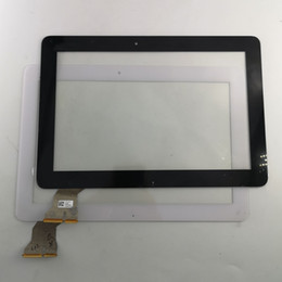 Touch Screen Digitizer Glass Panel Replacement Parts For ASUS Transformer  Pad TF103 TF103CG K018 white