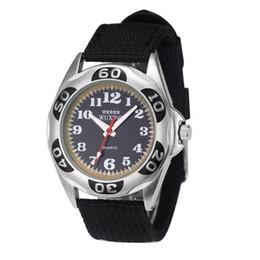 Canada INFANTRY Mens Montre de sport en plein air Army Quartz Analog Watch au poignet en nylon bande montres reloj deportivo hombre A1 cheap infantry watch Offre