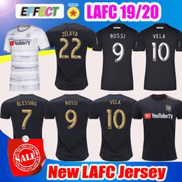 5fd343fdb 2019 blanco xl jersey NUEVO Llegó 2019 LAFC Carlos Vela camisetas de fútbol  18 19