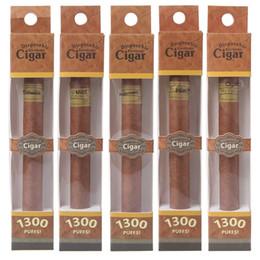 elettronica usa Sconti Nuovo Sigarette elettroniche usa e getta Sigaro 1300 Sigarette elettroniche Sigarette elettroniche E-Cig Sigarette potenti al vapore Meglio di Shisha Narghilè