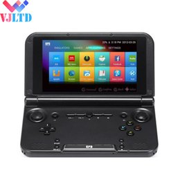 Consolas de jogos pc on-line-Original GPD XD Plus 5 polegada Android 7.0 Handheld Gaming Laptop Mini Game Console 4 GB / 32 GB Jogo Tablet PC