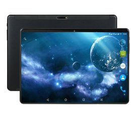 tabletas baratas al por mayor Rebajas Nueva MT8752 Tablet PC 10 pulgadas Teléfono 3G Tablet PC Android 9.0 8 Core ROM 32GB 64GB tabletas tabblets 10 niños el FM GPS