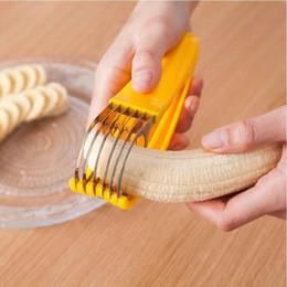plastikgurken Rabatt Obst Gemüse Wursthobel Edelstahl Bananenschneider Küche werkzeug metall obst gemüse werkzeuge kostenloser versand