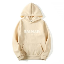 asian woman clothes Coupons - Fashion Designer Hoodies Designer Men and Women Hoodies Casual Long Sleeve Pullover Casual Tops Luxury Mens Clothing Asian Size 20 Styles.