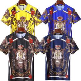 famosi dipinti donne Sconti 2019 New Clothing dg Maglietta da uomo Maglietta medusa Uomo Moda Maglietta di lusso Casual per uomo T-shirt uomo
