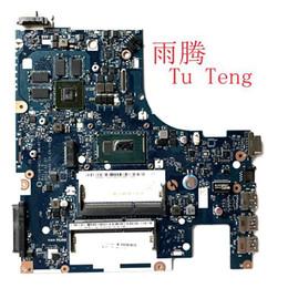 motherboard notizbuch Rabatt Neu für Lenovo z50-70 Notebook-Motherboard nm-a273 i5-4210U DDR3L 100% Testschnelle Lieferung