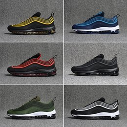 KPU 97 Ultra UL  17 PRM OG Black Yellow Blue Red Grey Navy Green White Mens  Running Shoes Designer Trainers Casual Sneakers 1adf7c921