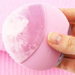 LUNAA mini2 яблока складе чистка лица кисть Соник чистки для чистки кожи лица водонепроницаемый чистка лица для чистки кожи лица медицинский от