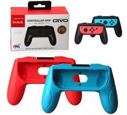 Canada Poignées pour Nintendo Switch Joy Con Controller Jeu de 2 poignées confortables Poignées Kits Support de support de support Shell Offre