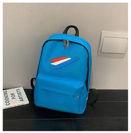 borse delle ragazze adolescenti Sconti NUOVA vendita calda marca Zaini adolescenti zaino scuola casual unisex borse da viaggio per ragazze ragazzi coppie sacchetto di scuola