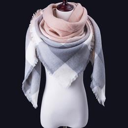 Femmes Foulard d'hiver pour les femmes d'écharpe de cachemire et de couverture de Châle femmes écharpe chaude Châle Soutien au détail ? partir de fabricateur