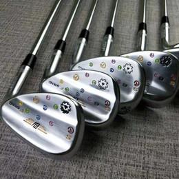 2019 lila golfclubs Golfschläger SM6 Silber T Keil 50 52 54 56 58 60 Stahlwelle frei Versand