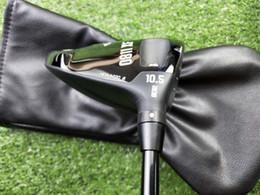 2019 cabezas de golf Cabezales de golf para hombre Controladores 0811XF GEN2 cabeza de bola negra (9 10.5 loft) Eje de grafito Envío gratis rebajas cabezas de golf