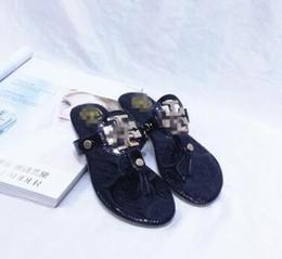 2019 malla de encaje hasta zapato de playa Estilo europeo y americano de alta calidad estilo nuevo verano estilo clásico playa de mujer sandalias sandalias moda lentejuelas decoración A88-1