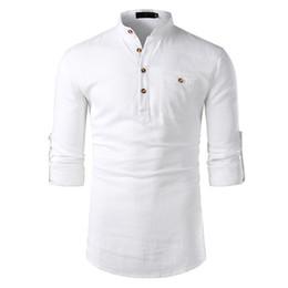 d82983c83 Distribuidores de descuento Camisas De Lino Para Hombre | Camisas De ...