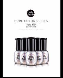 2019 colorido uv unha gel 15ml Nail Art design Manicure 48 cores Gel polonês Gel UV Nail Polish colorido uv unha gel barato