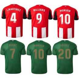 2019 2020 Атлетик Бильбао Адурис Уильямс Сола камзетас футбол комплекты футбольной формы футболки таиланд качественные футбольные майки от