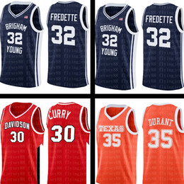 e2f42c2fca2e Meilleures universités de basketball en Ligne-NCAA Jimmer 32 Fredette Jersey  Meilleures ventes Université Pas