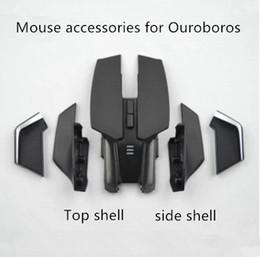 Rato original shell superior do lado do mouse shell cabo do rolo para acessórios genuínos Razer Ouroboros de Fornecedores de origens de qualidade