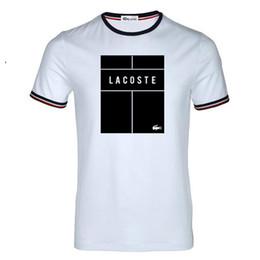 55a6d73a6 camisetas personalizadas para hombres Rebajas Las 2019 nuevas camisetas de  hombre de manga corta casuales tienden