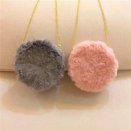 cerniera piccola tasca di cotone Sconti Bambini Sheep infuriava borsa Kids Mini Candy Bag Borse a tracolla Carino mini borsa di modo peluche bambini