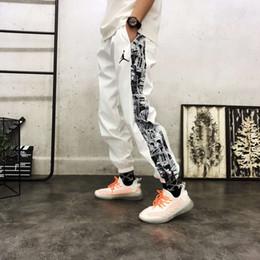 Pantalones de carga de marca online-Buena calidad 2019 nuevo algodón hombres pantalones cortos pantalones de playa pantalones cortos casuales pantalones para hombre Scanties 0328-001