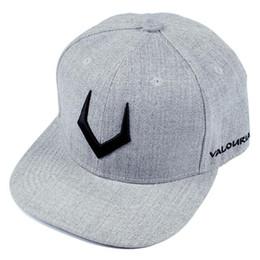 Canada Haute qualité gris laine snapback 3D percé broderie hip hop casquette plate casquette de baseball pour hommes et femmes papa casquette livraison gratuite Offre