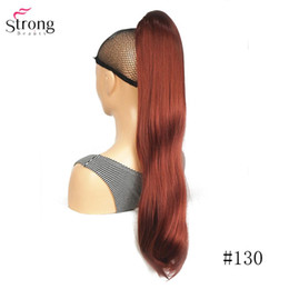 2019 clip de extensiones de cabello blanco Extensión sintética larga del pelo sintético de la pinza del clip de la garra del clip de la garra