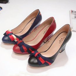 dc28ca0219d sexy comfortable wedding shoes Coupons - Lady Pumps Shoes High Chunky Heels  Sexy Women Pumps Bride