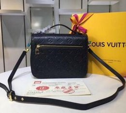 3a3e4cdfc2ad classic LOUIS VUITTON SUPREME POCHETTE METIS messenger package MICHAEL 0  KOR shoulder bag clutch handbag top quality crossbody package AAA leather  totes ...