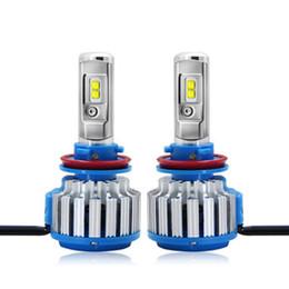 automobil-led-scheinwerfer Rabatt Automotive LED-Scheinwerfer importiert High-Brightness-Scheinwerfer Perlen Automobil H7 LED-Lampe umgerüstet