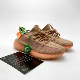 2019 V2 arcilla arcilla gris oranEG7492 ture form trfrm Zapatillas deportivas grandes 36-48 zapatillas hiperespacio v2designer con caja desde fabricantes