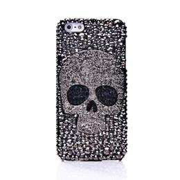 Refrigerador de telefone on-line-Luxo phone case para iphonexsmax iphonexr xs 7/8 plus 7/8 6/6 s6 6/6 s samsung s9p s8p s9 s8 nota9 com o crânio fresco caso tampa traseira