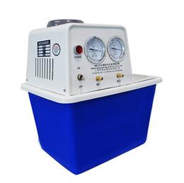 2019 tipi di pompe ad acqua Attrezzatura da laboratorio SHB-III 370W Elettropompa chimica Mini Tipi di pompe circolanti 4 Tabella 4 Pompa da vuoto per laboratorio tipi di pompe ad acqua economici