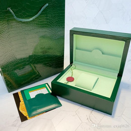 bolsas baixas Desconto Top venda de baixo preço de alta qualidade de fábrica fornecedor caixa de luxo caixa de relógio de madeira Paper Papers Card BoxesCases caixa de relógio de pulso com bolsas