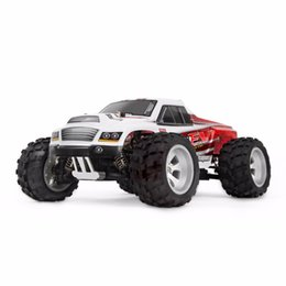 Coches de carreras todoterreno online-Venta al por mayor RC Cars 2.4 GHz 1:18 RC Car RTR Amortiguador High Spped Off-road Race Vehículo Buggy Electronic Control remoto Cars Toy