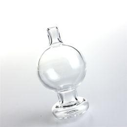 Dabber universel en Ligne-Nouveau 30mm XXL Verre Carb Cap Dabber avec Bubble Ball Épaisse Verre Clair Puffco Peak Insert Universal Caps pour Quartz Banger Nail