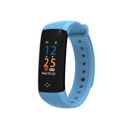 2019 nuevo reloj electrónico inteligente deportivo paso ritmo cardíaco pulsera Bluetooth desde fabricantes