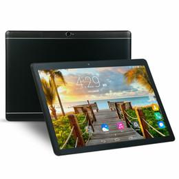 """2019 tabletas baratas al por mayor 10.1 """"pulgada 8GB + 256GB Tablet PC Ordenador portátil Android 8.1 MTK6797 Ten Core"""