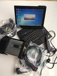 Alta calidad MB STAR C5 para Mercedes para autos Benz y camiones con X201T laptop 2019.03 DTS SSD herramientas de diagnóstico de autos desde fabricantes