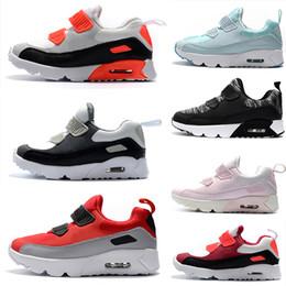 buy online b08e1 00c04 kinder retros Rabatt Nike air max 90 Kinder Turnschuhe Presto 90 Kinder  Sport Orthopädische Jugend Kinder