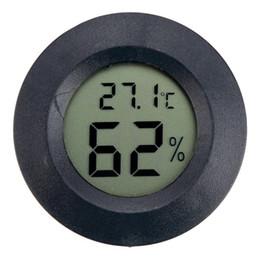 Argentina SOLOMED Termómetro Higrómetro Mini LCD Humedad digital Higrómetro Medidor de temperatura medidor pirómetro Herramienta de medición en el hogar interior supplier mini thermometer Suministro