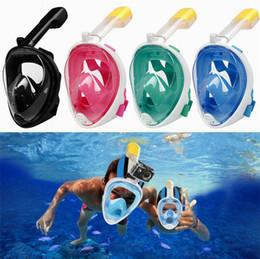 2019 mascara de entrenamiento para Nueva Llegada Tubo de Agua Tubo Transparente Para Insertar Tipo Anti Niebla Snorkeling Máscara Natación Tren Acuático Buceo Buceo Máscaras faciales completas M10Y