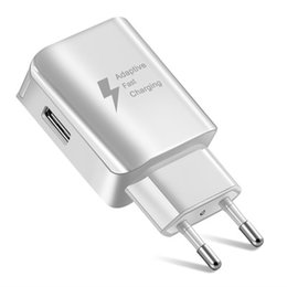 2019 lámpara qi QC2.0 D5 Regulaciones europeas Regulación de EE. UU. Adaptador cargador de viaje cargador de viaje rápido adaptable para teléfono móvil Apple Android