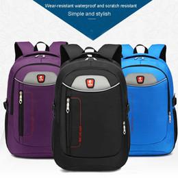 Venta al por mayor Adultos Adolescentes Universal Laptop Softback Mochila Escolar Deportes al aire libre Viajar Senderismo Mochila Suministros desde fabricantes