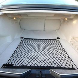 Auto Care Auto-Kofferraum Gepäckraum Gepäck-Organizers Nylon elastischer Mesh-Netz mit 4 Plastikhaken 70 x 70cm Dewtreetali Auto von Fabrikanten