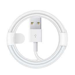 cargador móvil 2a Rebajas Para iPhone Cable 2A Cable de carga rápida para iPhone XS XR X 8 7 6 6S Cable iPad Cargador de teléfono móvil Cables USB