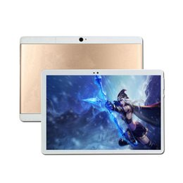 wifi gps ips Coupons - Android 7.0 3G tablet pc IPS 10 inch 1280X800 Touch Screen 4GB RAM 32GB ROM Dual Cameras Octa Core GPS Wifi tablet 10.1