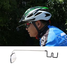Deutschland 360 Grad Einstellbare Fahrrad Reitbrille Spiegel Leichte Radfahren Sonnenbrille Mount Rearview cheap bicycle rearview mirrors Versorgung